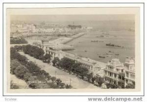RP CORUNA, Spain  Avenida de la Marina y Kioscos, 1910s