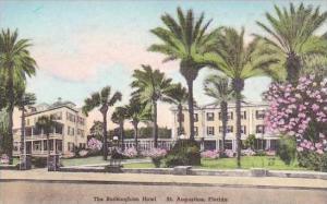 Florida Saint Augustine The Buckingham Hotel Albertype