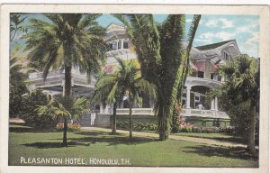 Hawaii Honolulu The Pleasanton Hotel sk5890