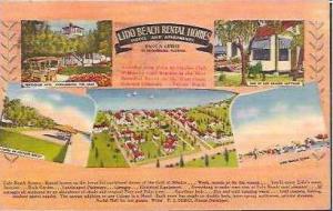 FL St Petersburg Lido Beach Rental Homes 1943