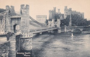 CONWAY, Wales, 1900-1910s; Conway Castle