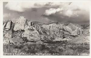 RP: TOMBSTONE, Arizona 1940-50s; Sheep's Head Mountain