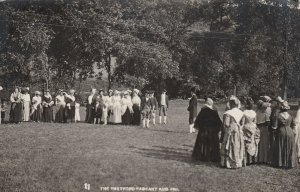 RP: EAST THETFORD, Vermont, 1911; The Thetford Pageant