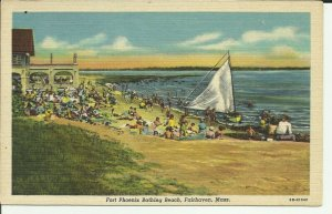 Fort Phoenix Bathing Beach, Fairhaven, Mass.