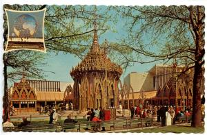 NY - New York World's Fair 1964-65. Thailand Pavilion