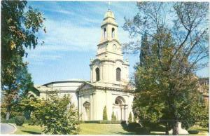John Milton Colton Memorial Chapel, Lafayette College, Easton, PA, Chrome