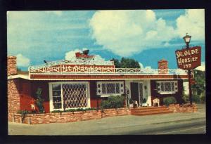Stockton, California/CA Postcard, Ye Olde Hossier Inn