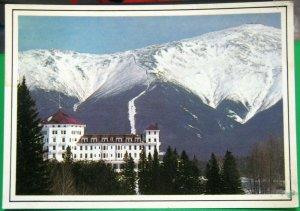 United States Mount Washington Hotel Bretton Woods - unposted