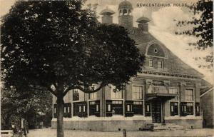 CPA Rolde Gemeentehuis NETHERLANDS (728989)