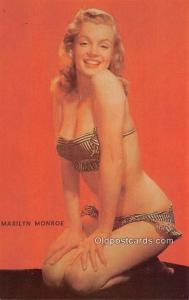 Marilyn Monroe Movie Star Actor Actress Film Star Postcard, Old Vintage Antiq...