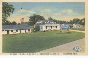 NASHVILLE , TN, 30-40s ; Alamo Plaza Courts