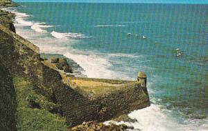 Puerto Rico San Juan Fort San Cristobal Devil's Sentry Box