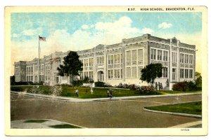 FL - Bradenton. Manatee High School