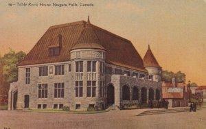 NIAGARA FALLS, Ontario, Canada, 1900-1910s; Table Rock House