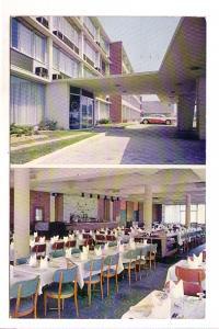 Twoview, Interior, Exterior, Seaway Hotel and Restaurant, Toronto Ontario,
