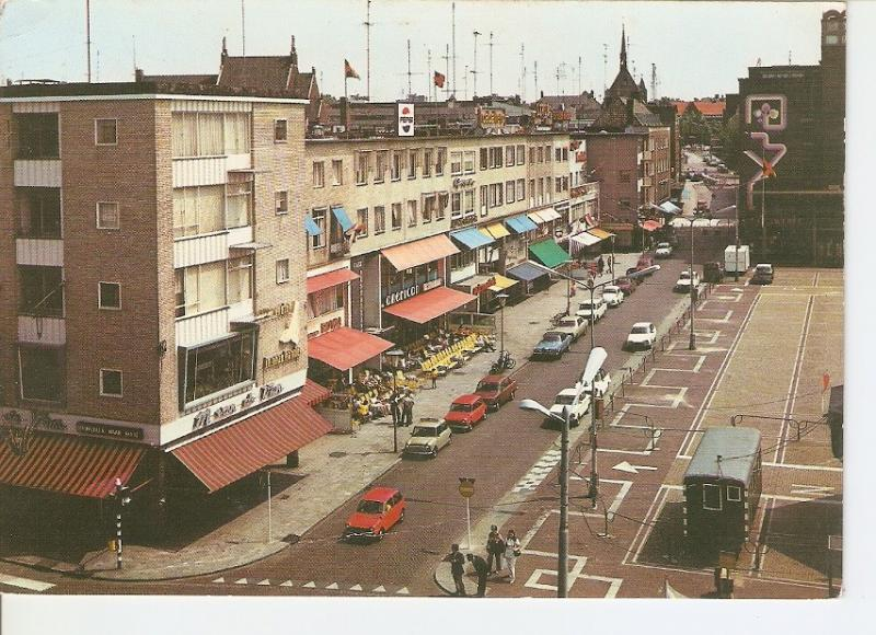 Postal 034463 : Nijmegen Plein 1944