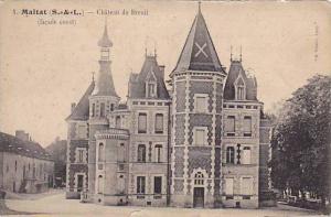 Maltat , France , 00-10s ; Chateau du Breuil