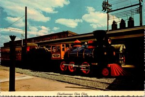 Tennessee Chattanooga The Chattanooga Cho Choo Outside Famous Choo Choo Resta...