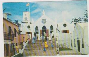 St. Peter's Church, Parish Church of St. George, Bermuda 1940-60s