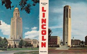 Greetings From Lincoln Nebraska