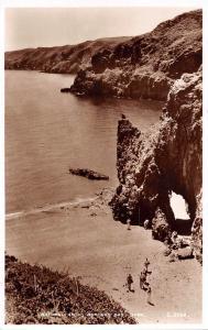 Natural Arch Dixcart Bay Sark Guernsey