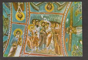 Betrayal of Christ In the Dark Church - Nevsehir Turkey - Unused 1960s