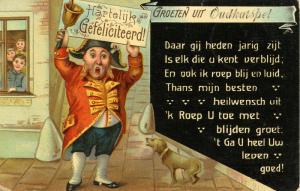 Netherlands - North Holland, Oudkarspel. Greetings