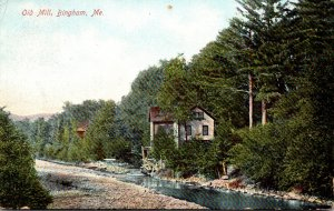 Maine Bingham The Old Mill