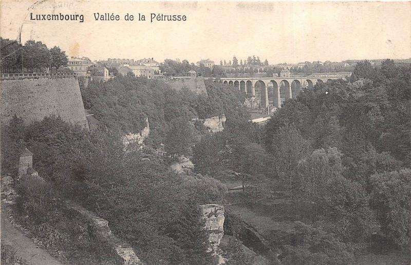Br35774 Luxembourg Valee de la Petrusse luxembourg