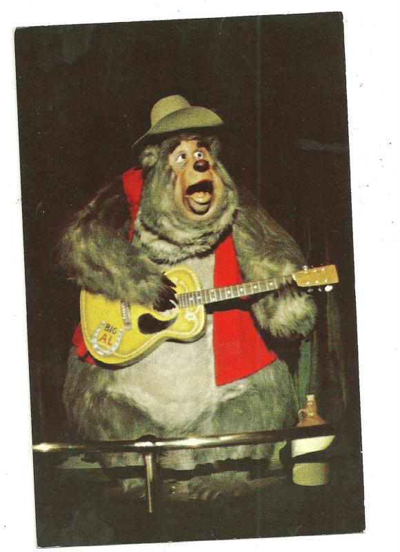 Country Bear Jamboree at Disney World