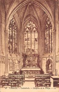 France Lisieux Cathedrale Chapelle de la Vierge