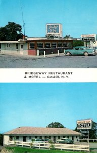 New York Catskill Bridgeway Restaurant & Motel