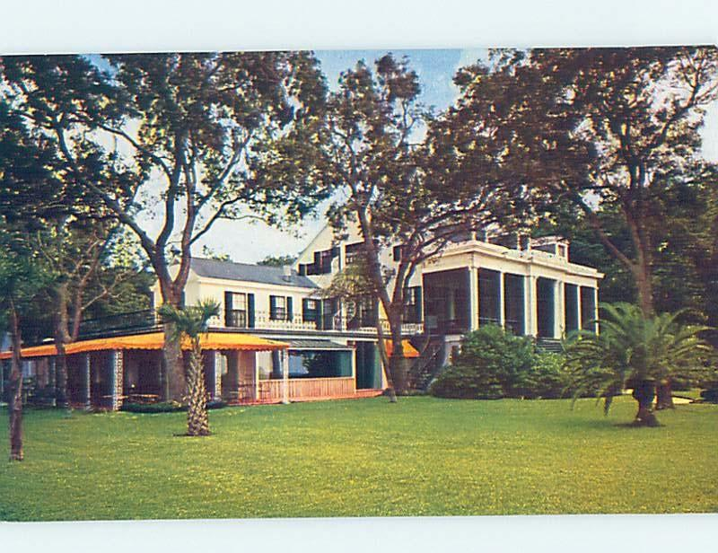 Unused Pre-1980 HISTORIC HOME Pascagoula - Near Biloxi Mississippi MS d0516