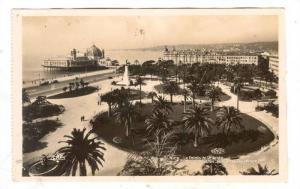 RP, Le Palais De La Jetee Et Les Jardins Du Roi Albert 1er, Nice (Alpes Marit...