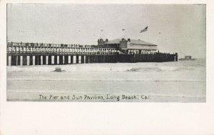 LONG BEACH , California , 1901-07 ; Pier & Sun Pavilion