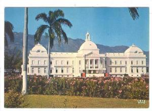 President's Palace , Port au Prince , Haiti , 50-70s