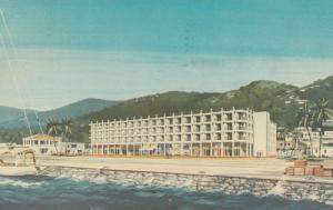 St. Thomas , U.S. Virgin Islands , 1967 ; Caravan Hotel