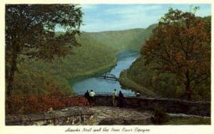 Hawks Nest & New River Canyon