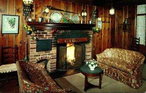Maryland Olney The Olney Inn Fireplace
