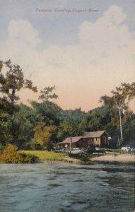 Demerara , British Guiana, 00-10s ; Camaria Landing , Coyuni River