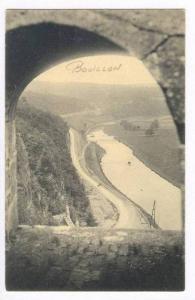 La Semois Vue d'Une Meurtriere, Bouillon (Luxembourg), Belgium, 1900-1910s