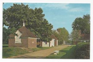 Morrisville PA Pennsbury Manor Office Buildings William Penn Vtg Postcard