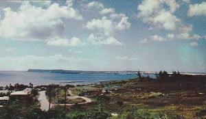 Looking Toward Orote Point, Guam, 1940-1960s