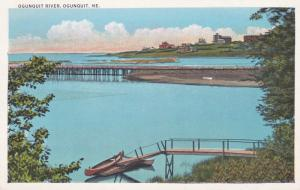 Ogunquit River , OGUNQUIT , Maine ; 00s-10s