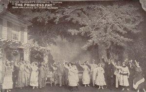 NEW YORK CITY, New York, 1910s; New York Theatre, Opera The Princess Pat # 2