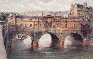Bath , UK , 00-10s ; Pulteney Bridge ; TUCK 1478