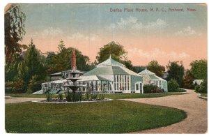 Amherst, Mass, Durfee Plant House, M. A. C.