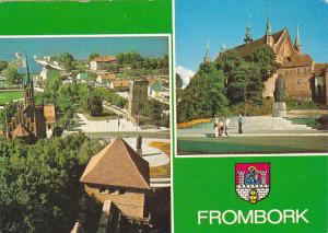 Poland Frombork Multi View