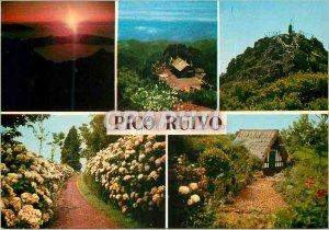 Modern Postcard Madeira