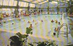 New Jersey Atlantic City Chalfonte Haddon Halls With Pool